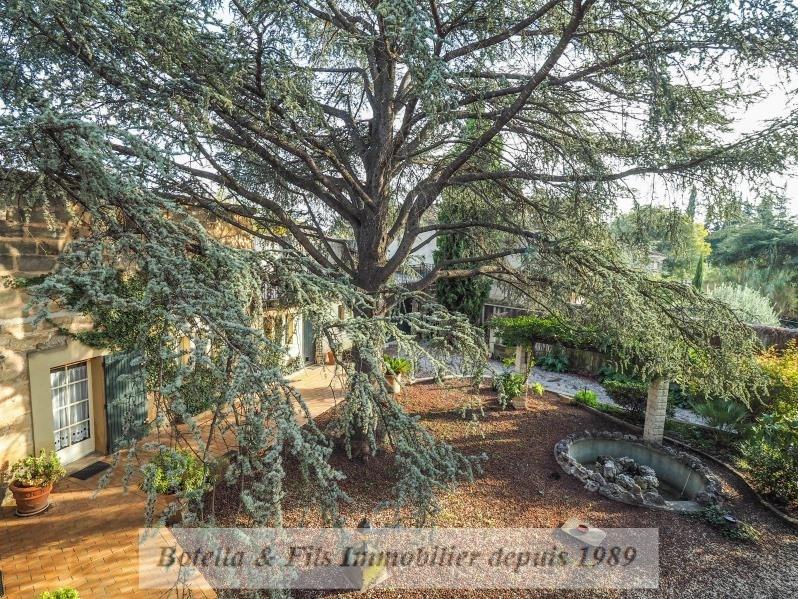 Verkoop van prestige  huis Uzes 645000€ - Foto 8