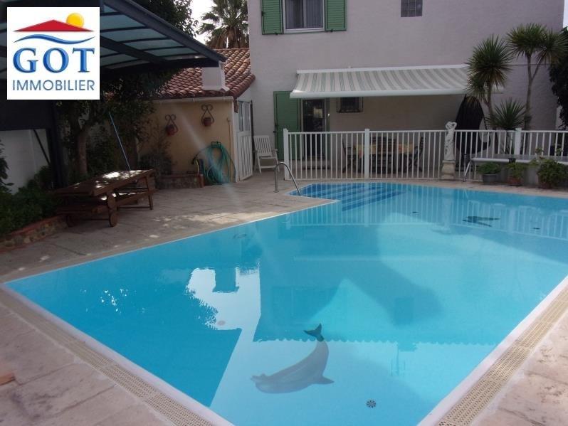 Vente maison / villa Saint laurent de la salanq 372500€ - Photo 1