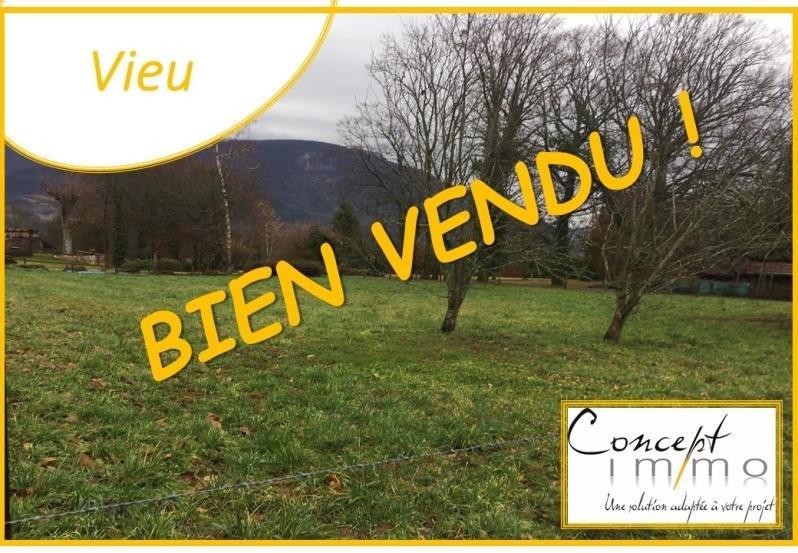 Vente terrain Artemare 38000€ - Photo 1