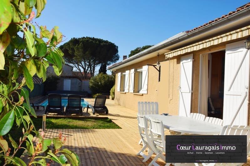 Sale house / villa Quint-fonsegrives 533000€ - Picture 1