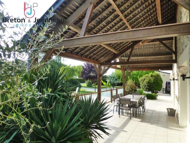 Vente maison / villa La chapelle rainsouin 312000€ - Photo 6