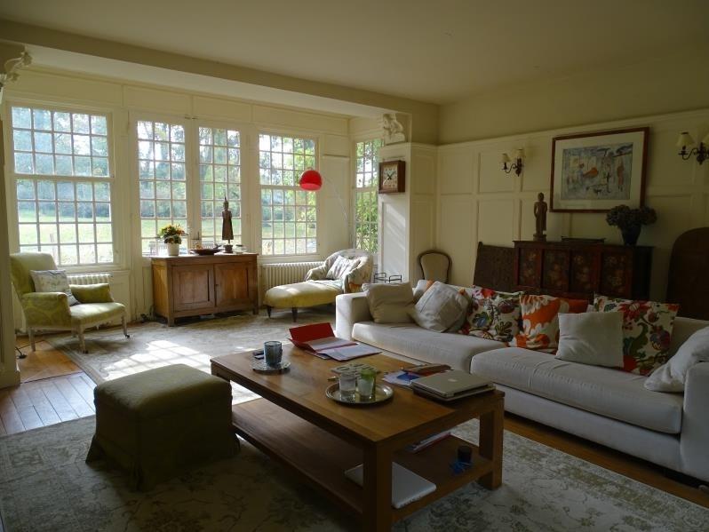 Deluxe sale house / villa Fleurines 995000€ - Picture 2