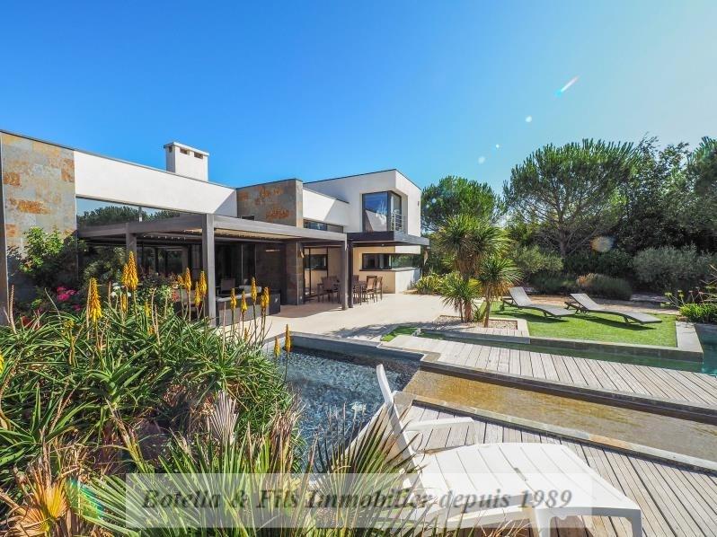 Immobile residenziali di prestigio casa Uzes 1575000€ - Fotografia 13