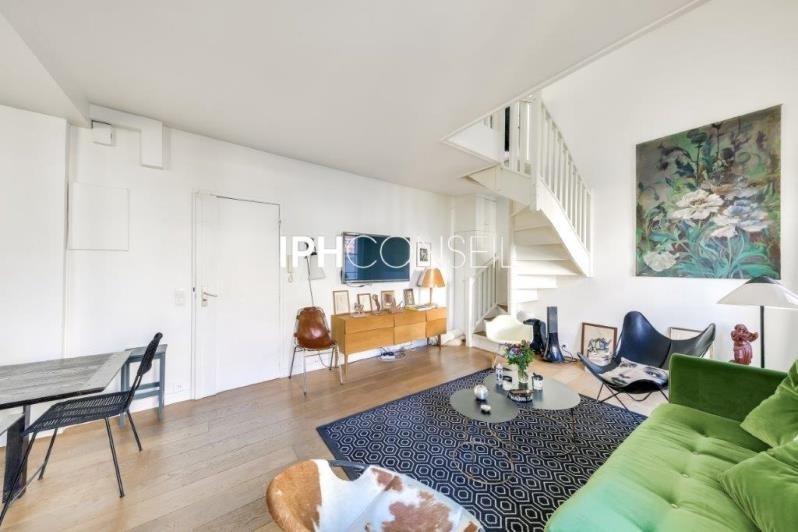 Vente de prestige appartement Neuilly sur seine 960000€ - Photo 2