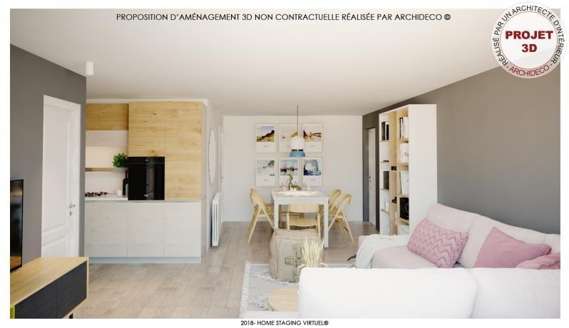Verkoop  appartement Bruz 99990€ - Foto 2