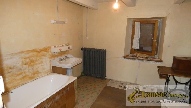 Vente maison / villa Domaize 92225€ - Photo 5