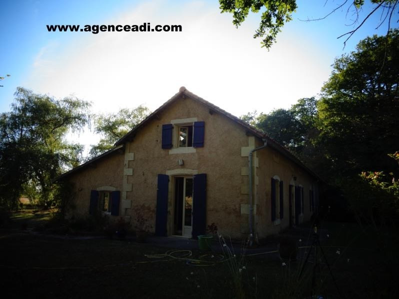 Vente maison / villa Souvigne 156 000€ - Photo 1