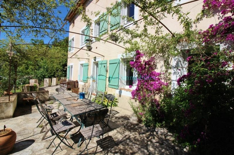 Vente de prestige maison / villa Grasse 650000€ - Photo 2