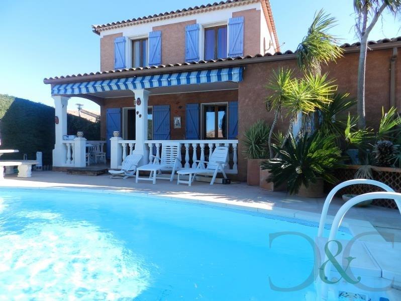 Vente maison / villa Bormes les mimosas 457600€ - Photo 1