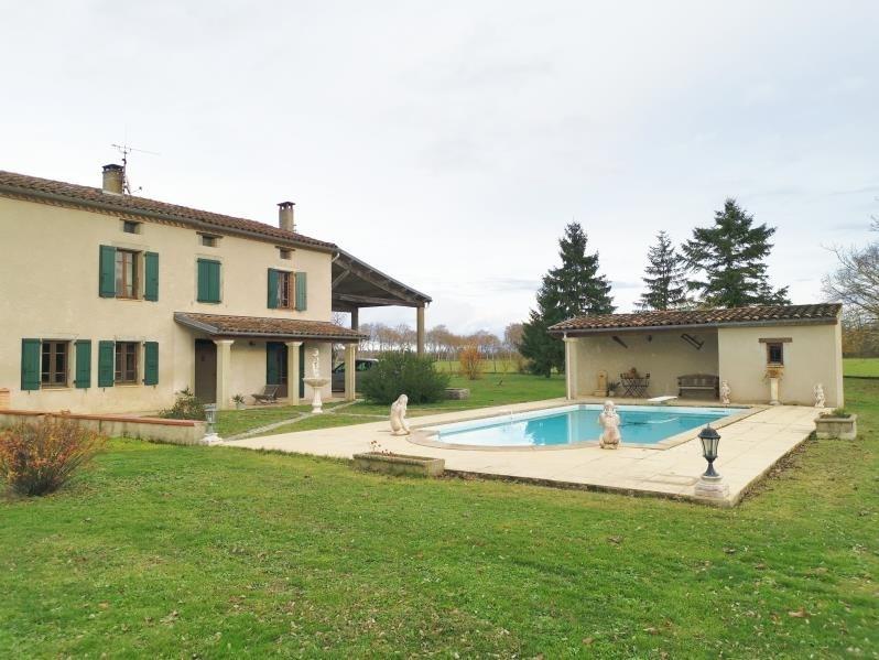 Vente maison / villa Vielmur sur agout 305000€ - Photo 1
