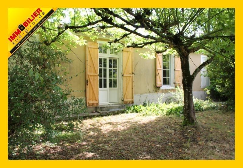 Vendita casa Langon 150200€ - Fotografia 1