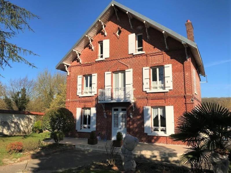 Sale house / villa Chaumont en vexin 296280€ - Picture 2