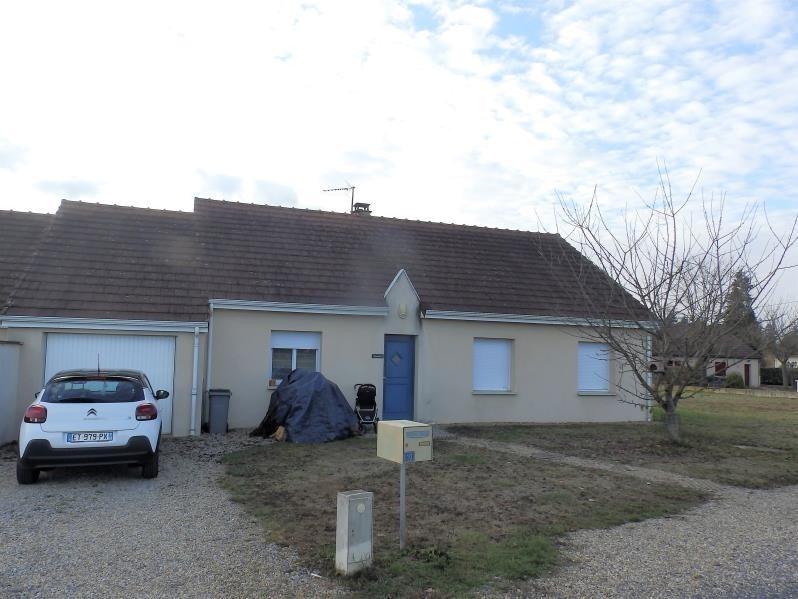 Venta  casa Villeneuve sur allier 149000€ - Fotografía 2