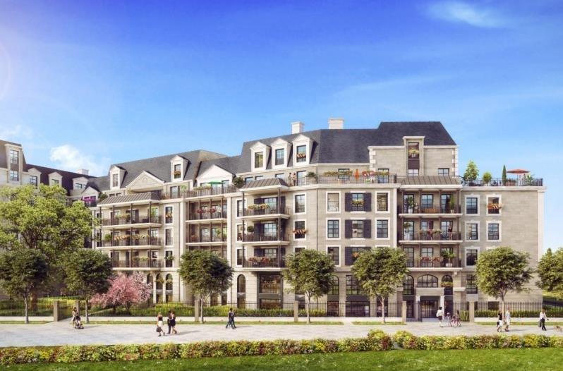 Sale apartment Clamart 430000€ - Picture 3