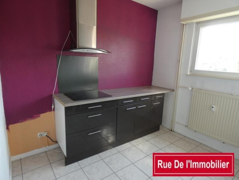 Vente appartement Ingwiller 112350€ - Photo 4