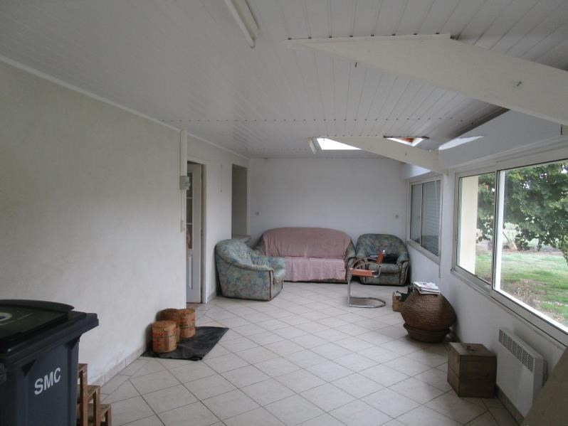 Vente maison / villa Nanteuil 145950€ - Photo 6