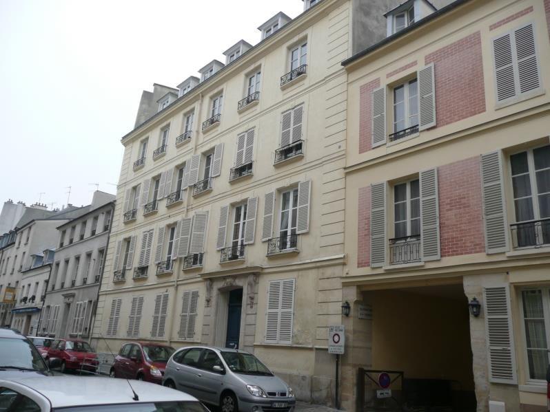 Location appartement Versailles 736€ CC - Photo 1