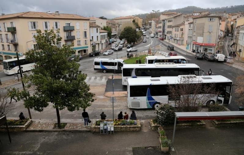 Sale apartment Brignoles 60000€ - Picture 1