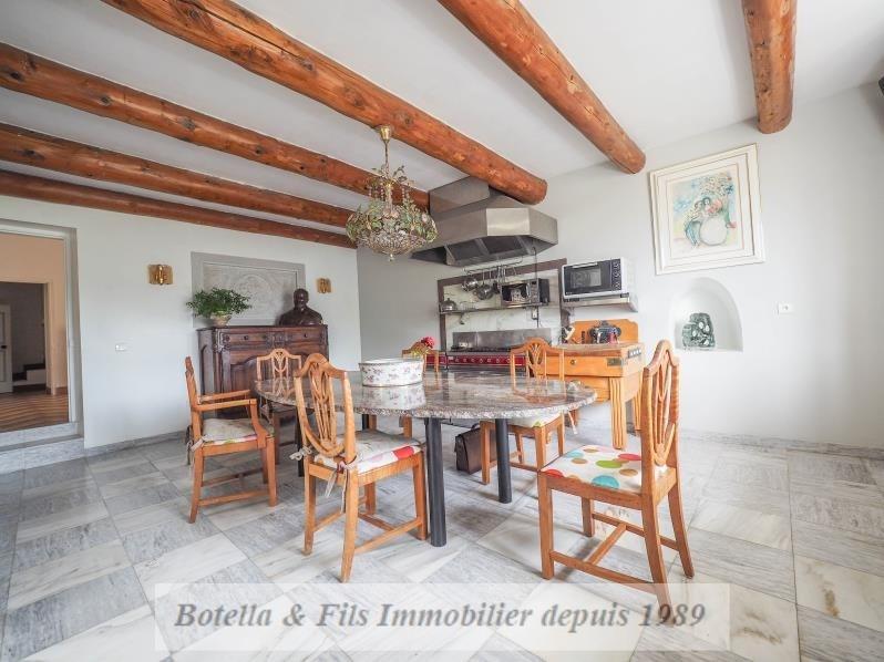 Vente de prestige maison / villa Uzes 527000€ - Photo 7