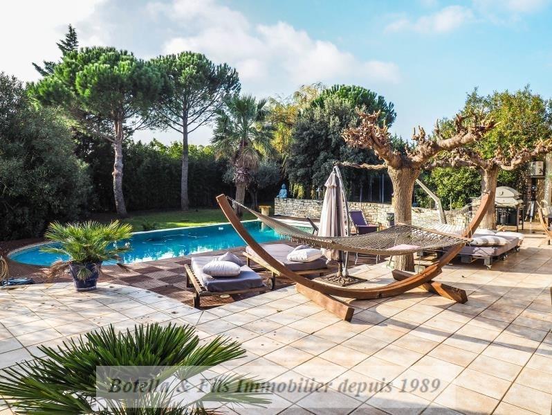 Verkoop van prestige  huis Bagnols sur ceze 490000€ - Foto 2