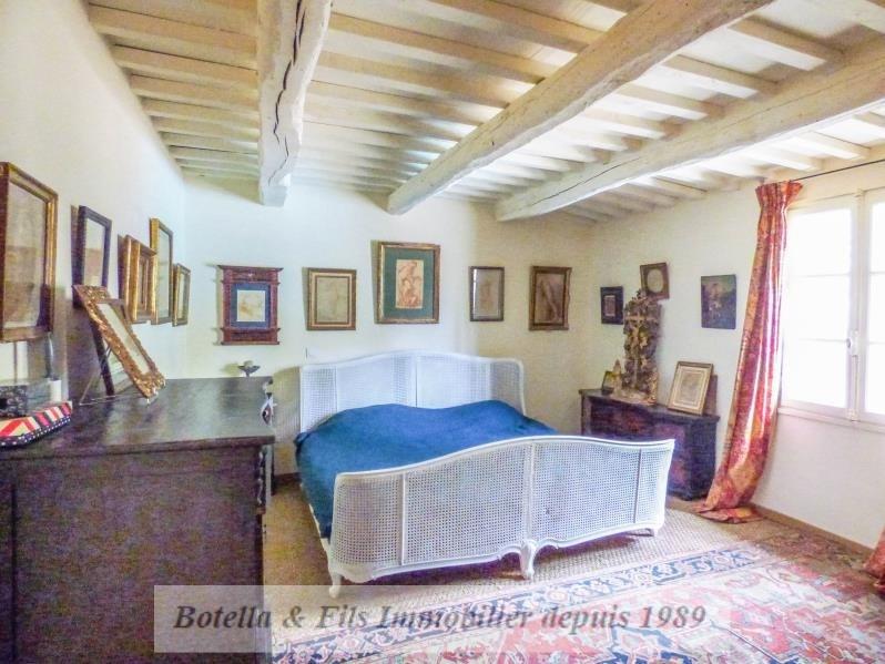 Verkoop van prestige  huis Uzes 583000€ - Foto 8