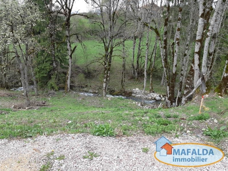 Vente terrain Mont saxonnex 100 000€ - Photo 4