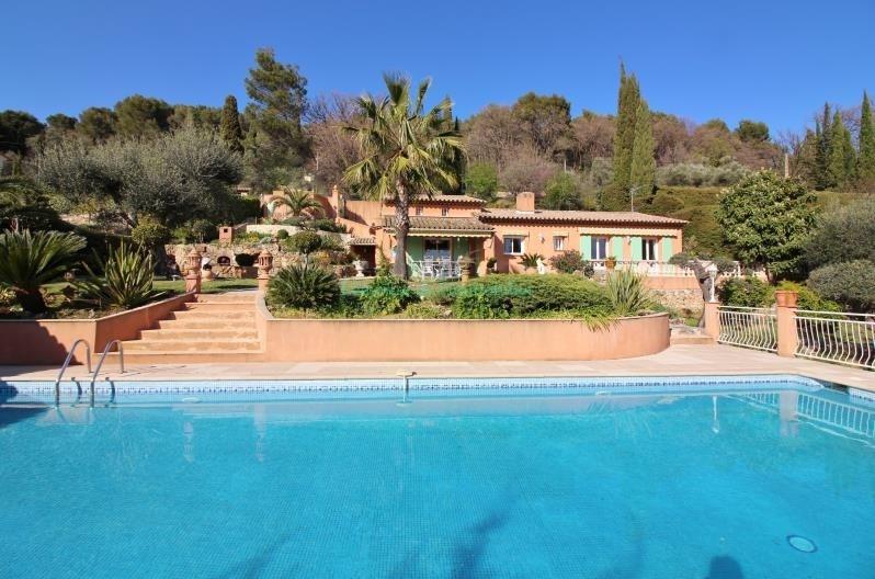 Vente de prestige maison / villa Peymeinade 580000€ - Photo 1