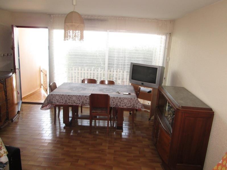 Vente appartement Balaruc les bains 160500€ - Photo 2