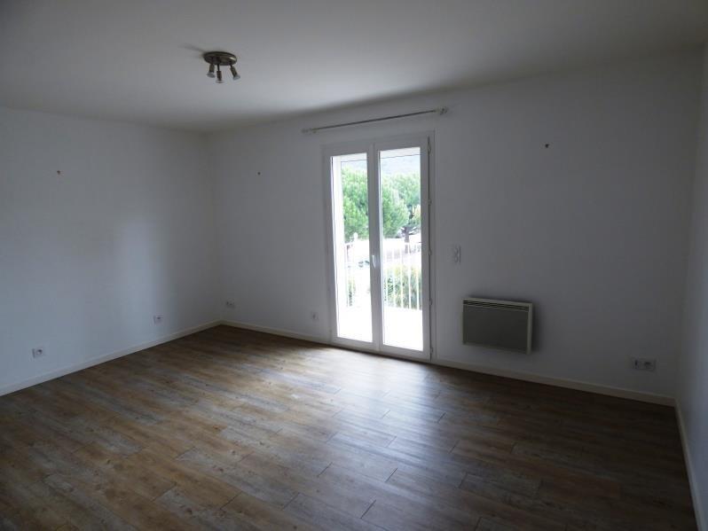 Rental apartment Aussillon 440€ CC - Picture 2