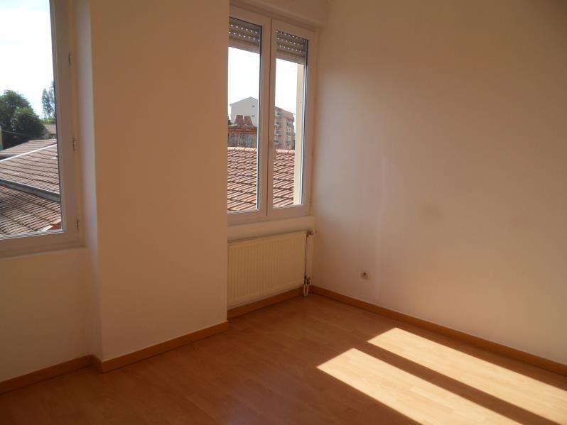 Verhuren  appartement Sathonay camp 597€ CC - Foto 3