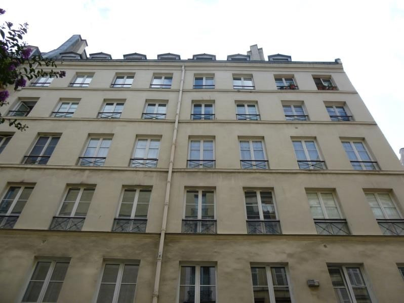 Sale apartment Paris 3ème 280 000€ - Picture 2