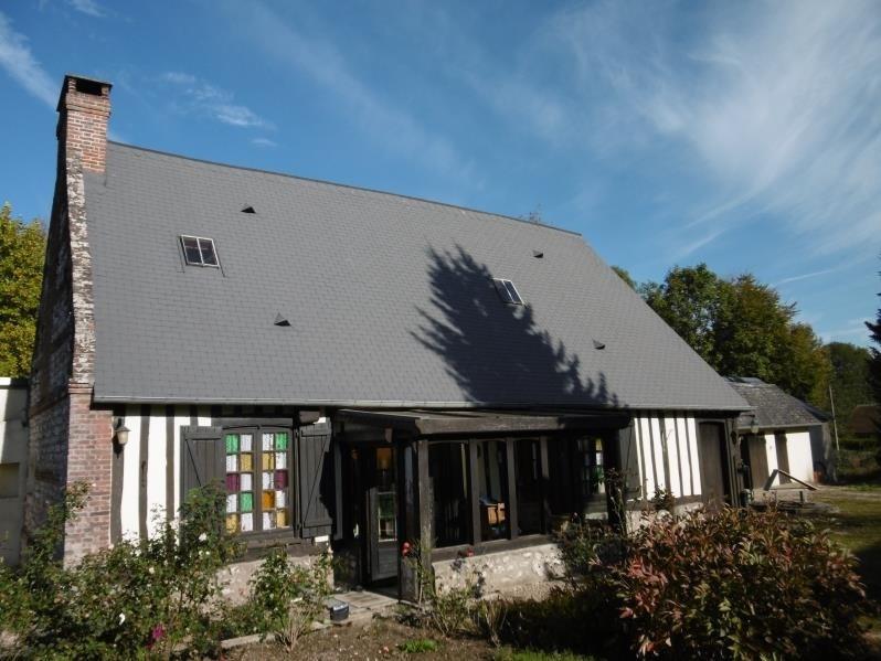 Sale house / villa Fauville en caux 159000€ - Picture 1