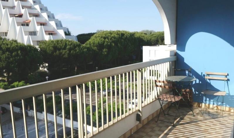 Sale apartment La grande motte 115000€ - Picture 1