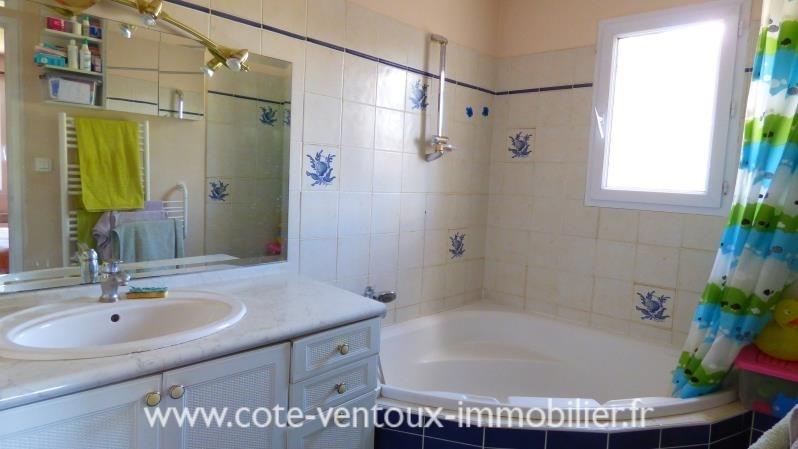 Vente maison / villa Aubignan 325000€ - Photo 8