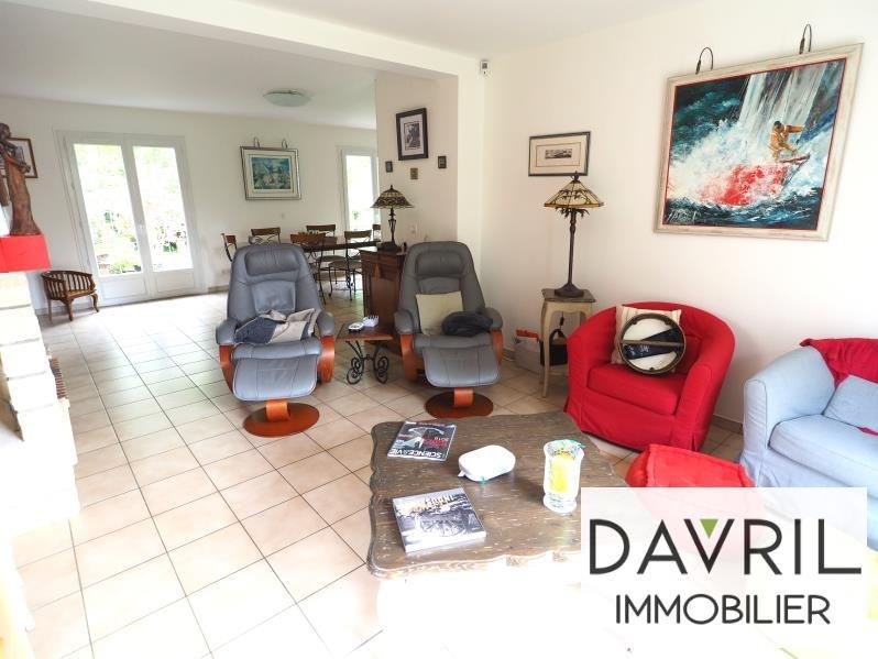 Sale house / villa Maurecourt 549900€ - Picture 6