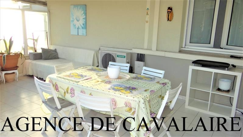 Vente appartement Cavalaire sur mer 144 000€ - Photo 1