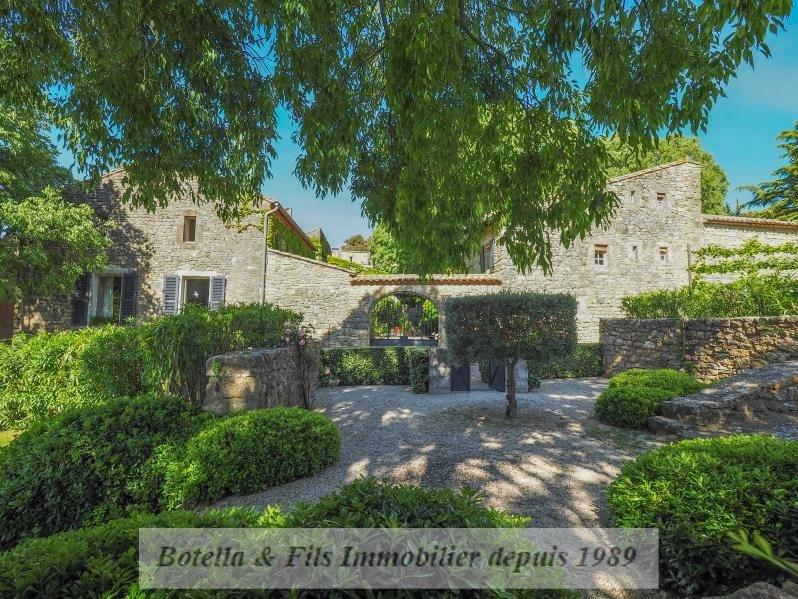 Immobile residenziali di prestigio casa Uzes 1200000€ - Fotografia 3
