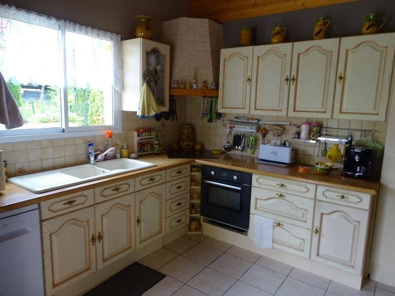 Sale house / villa Parmain 290000€ - Picture 2