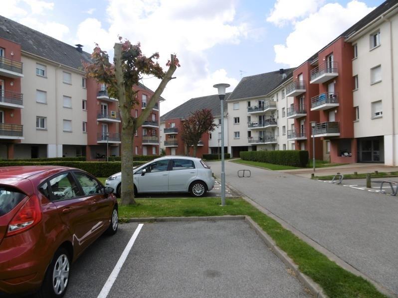 Sale apartment Gaillon 91000€ - Picture 1