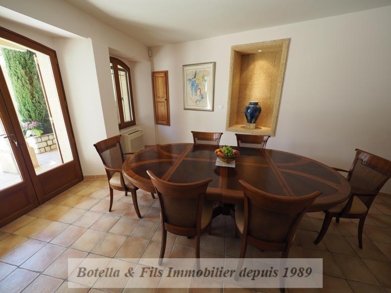 Immobile residenziali di prestigio casa Uzes 590000€ - Fotografia 8