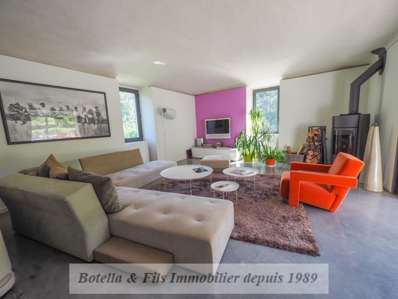 Immobile residenziali di prestigio casa Barjac 795000€ - Fotografia 5