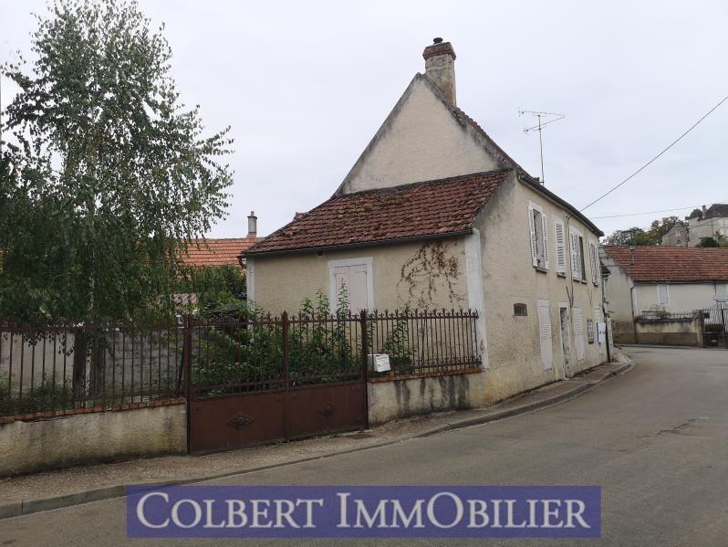 Venta  casa Chatel censoir 50500€ - Fotografía 13