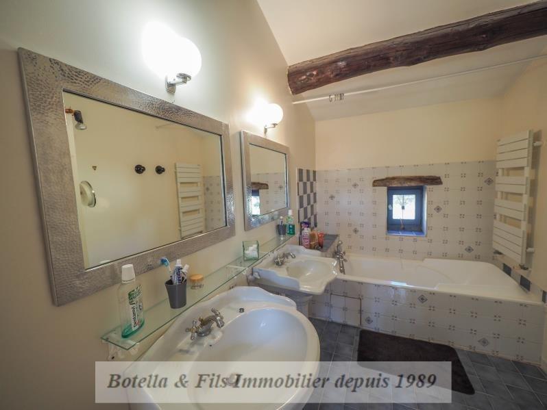 Vente maison / villa Bagnols sur ceze 378000€ - Photo 10