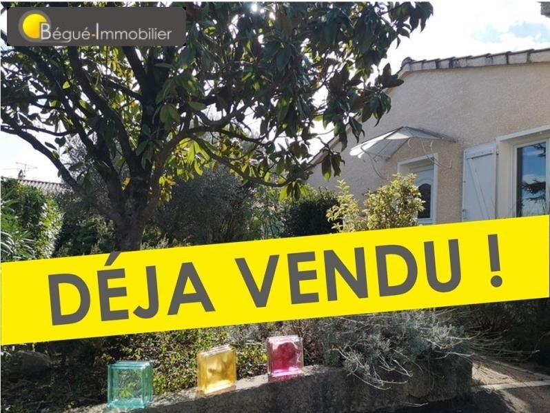 Sale house / villa Pibrac 320850€ - Picture 1