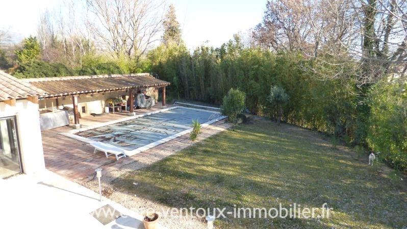 Vente de prestige maison / villa Aubignan 575000€ - Photo 9