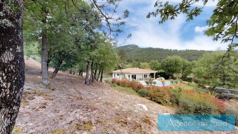 Vente de prestige maison / villa Cuges les pins 1299000€ - Photo 9