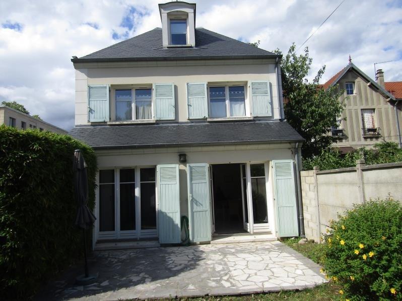 Rental house / villa Maisons-laffitte 2700€ +CH - Picture 1
