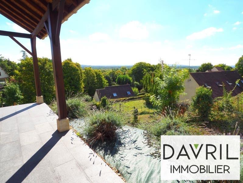 Sale house / villa Vaux sur seine 787500€ - Picture 2