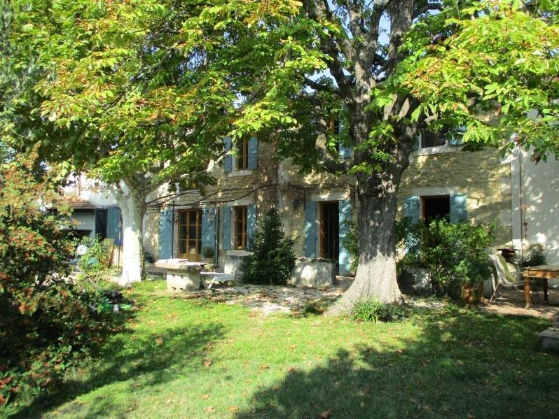 Location maison / villa Lamanon 1650€ CC - Photo 1