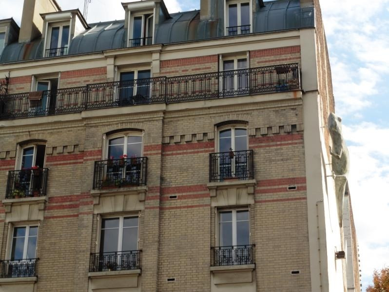Sale apartment Paris 20ème 385 000€ - Picture 4